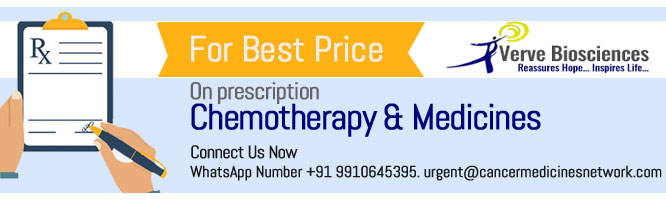 Connect us for On prescription Chemotherapy & Medicines